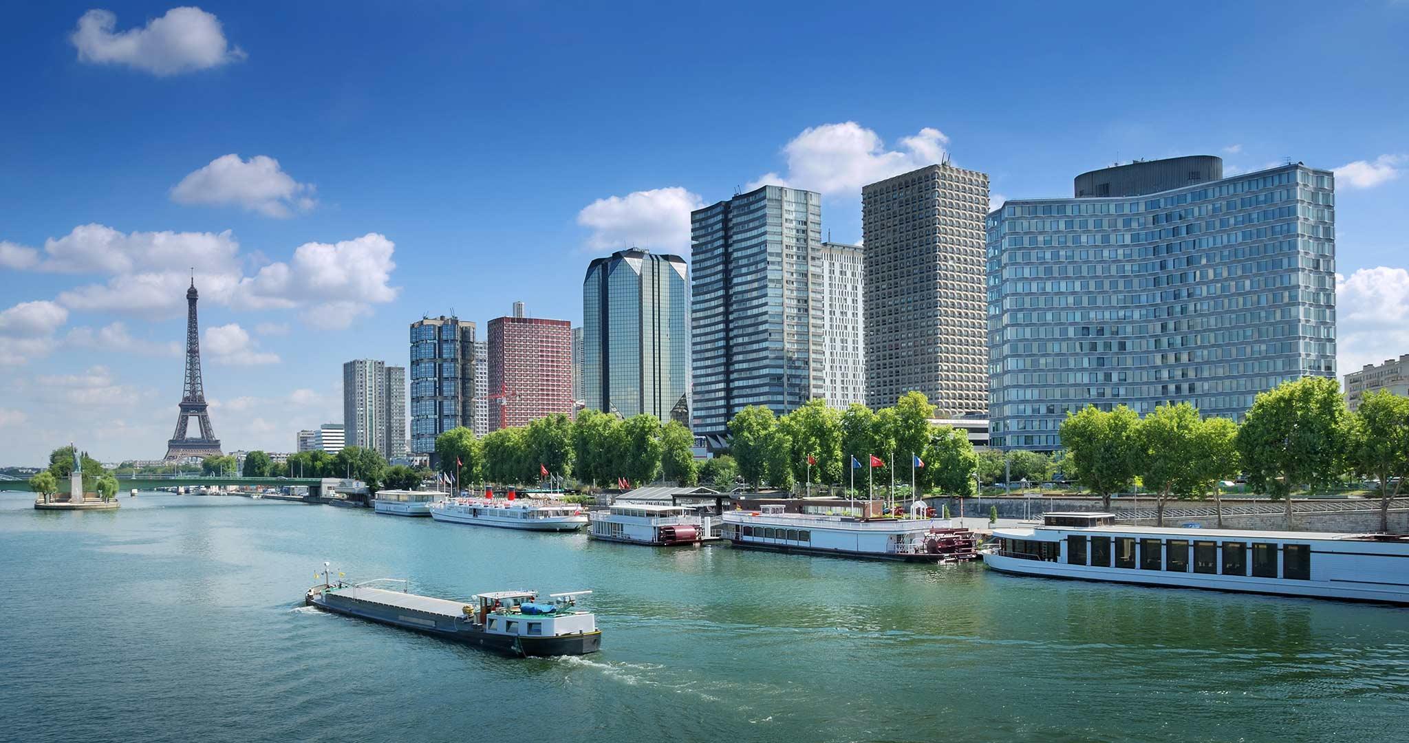 Services informatiques à Paris