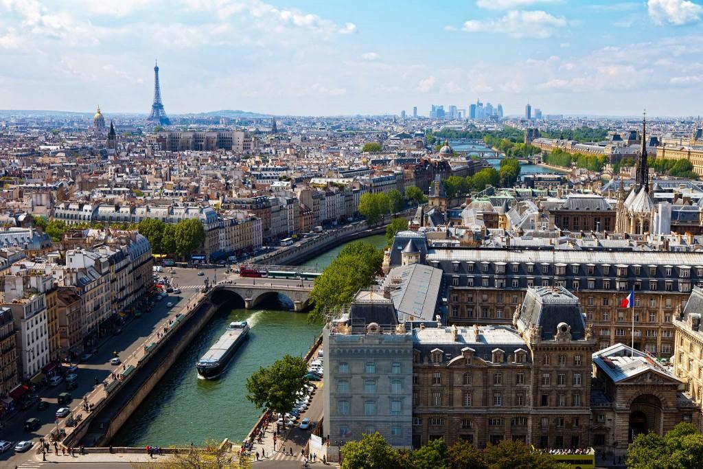 Intervention à Paris et en ile de France