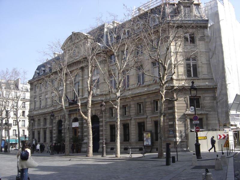 La mairie du 4ème arrondissement de Paris