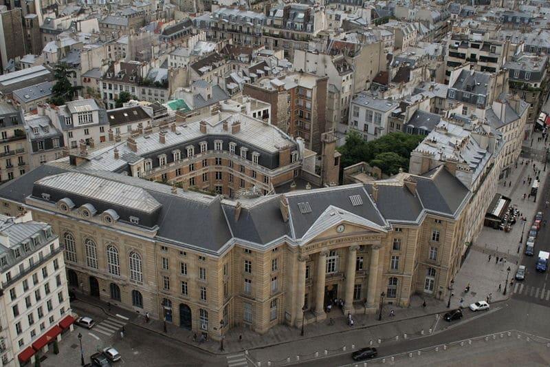 La mairie du 5ème arrondissement