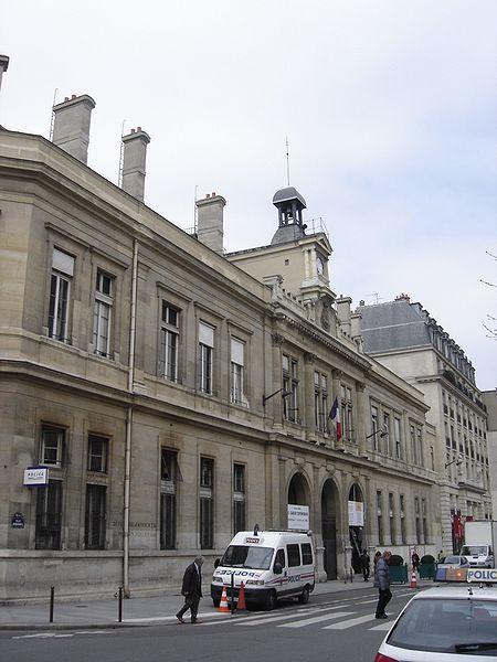 La mairie du 6ème arrondissement
