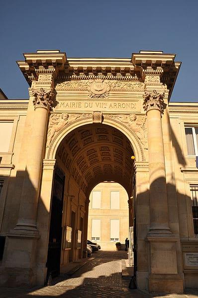 La mairie du 7ème arrondissement
