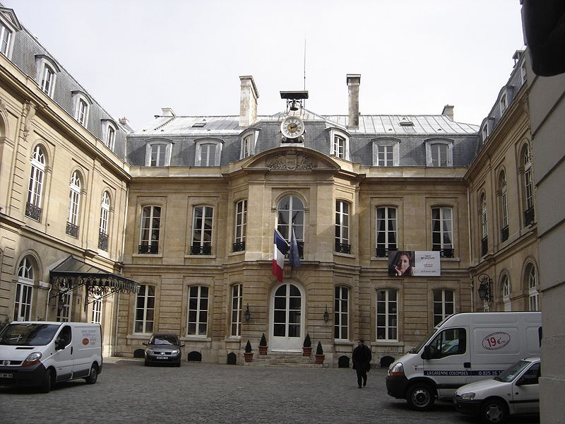 La mairie du 9ème arrondissement
