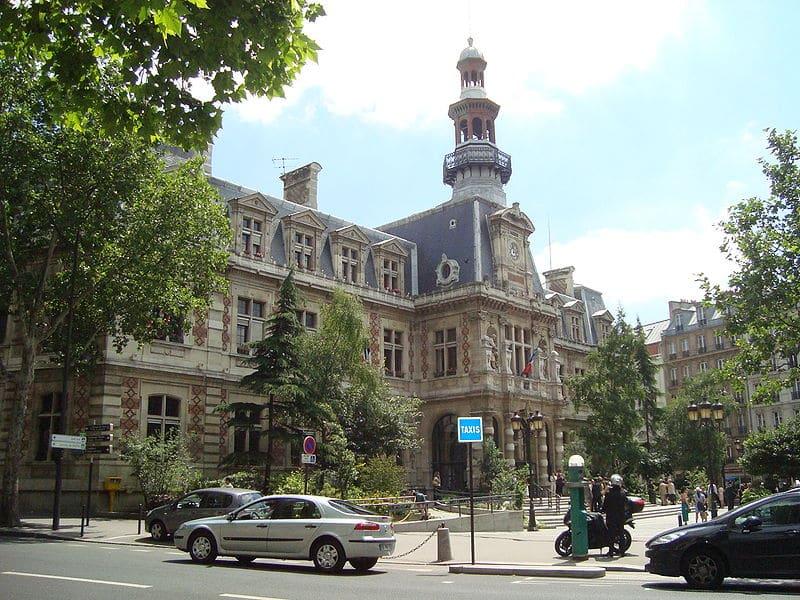 La mairie du 12ème arrondissement de Paris