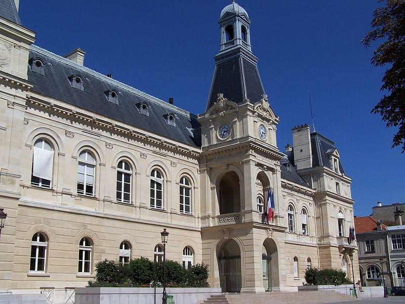 La mairie du 14ème arrondissement de Paris