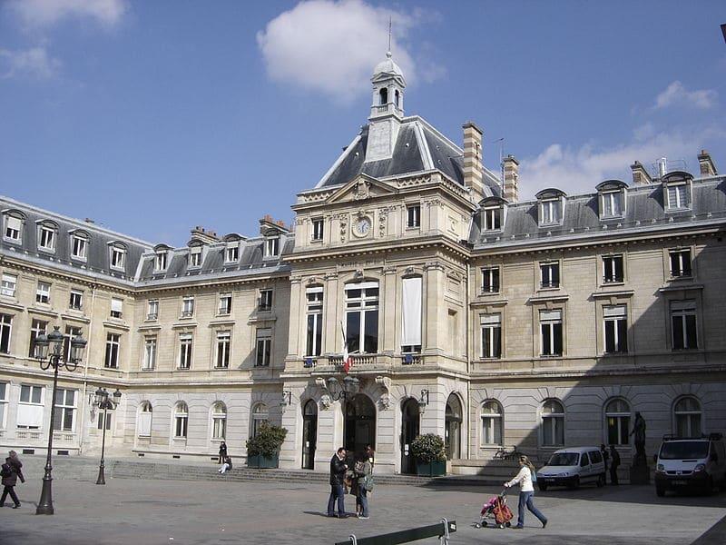 La mairie du 15ème arrondissement