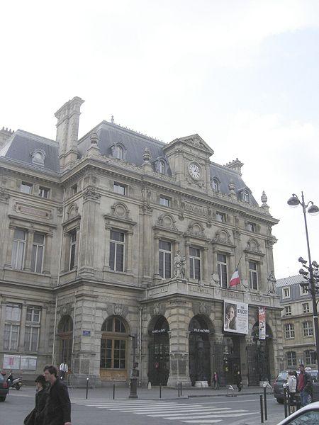 La mairie du 18ème arrondissement de Paris