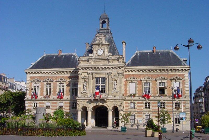 La mairie du 19ème arrondissement