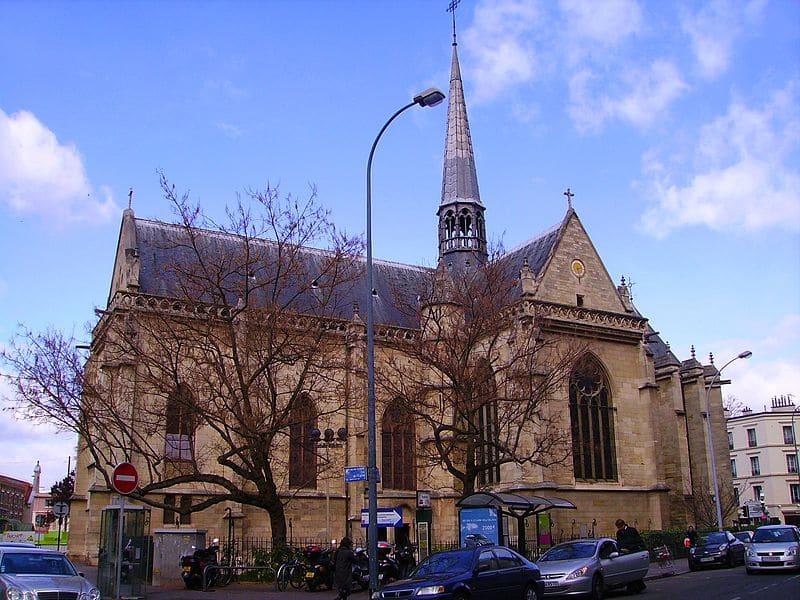 La mairie de Boulogne Billancourt