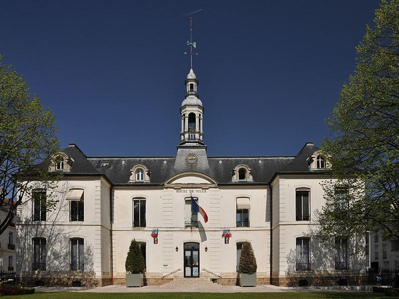 La Mairie de Chatou