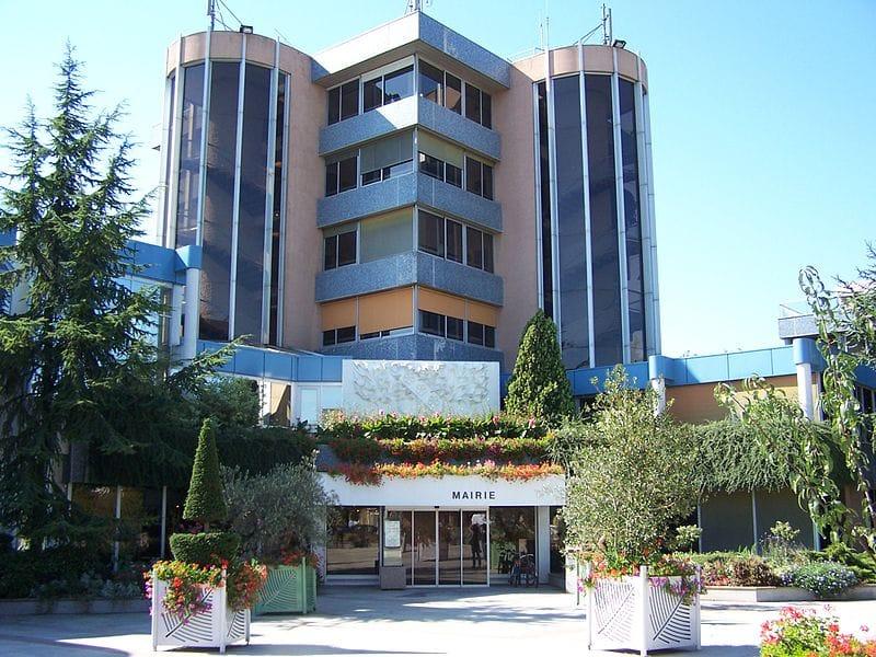 La Mairie du Chesnay