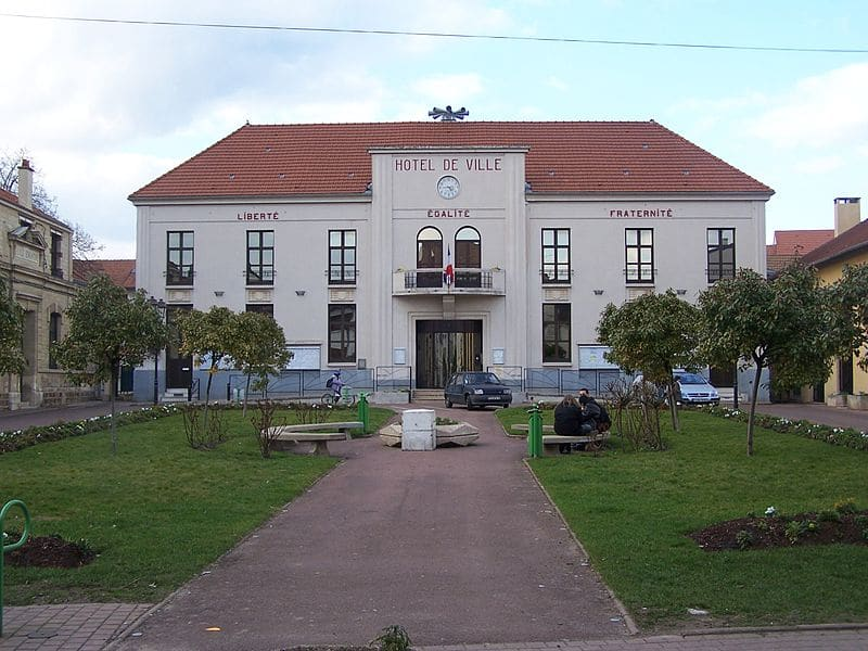 La mairie de Montesson