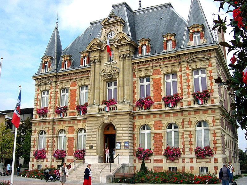 La Mairie de Rueil Malmaison