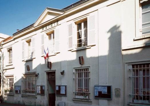 La mairie de Vaucresson
